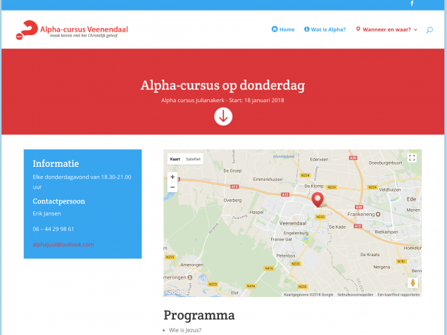Alpha Cursus Julianakerk